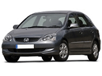 Дворники Honda Civic